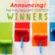 announce art contest winners
