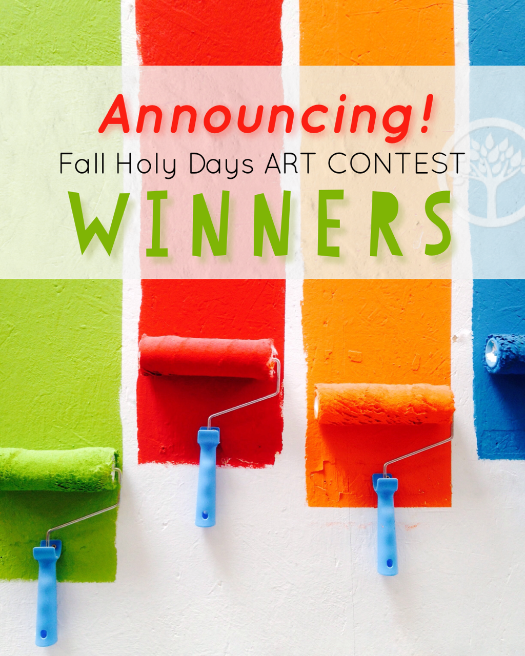 announce art contest winners