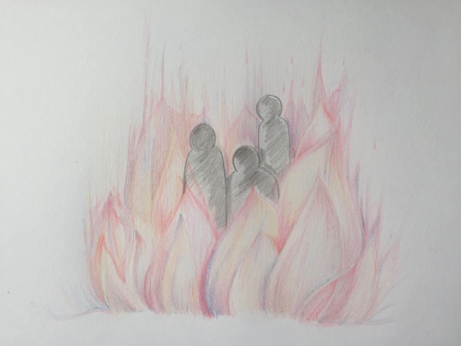Celia-Pringle-Three-men-in-the-fire