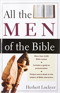 All the Men of the Bible book cover