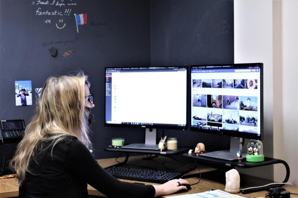 Harmony Talbott | Student Video Editor for Living Education