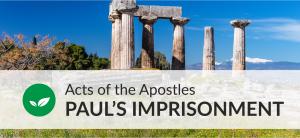 Acts Paul's imprisonment unit sm